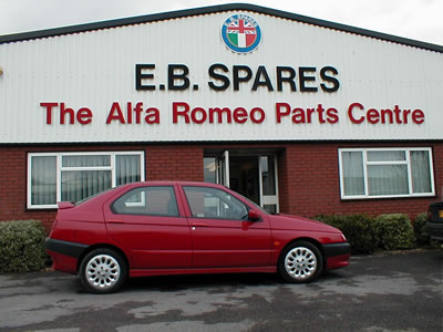 alfa Romeo 145 and 146 parts and spares