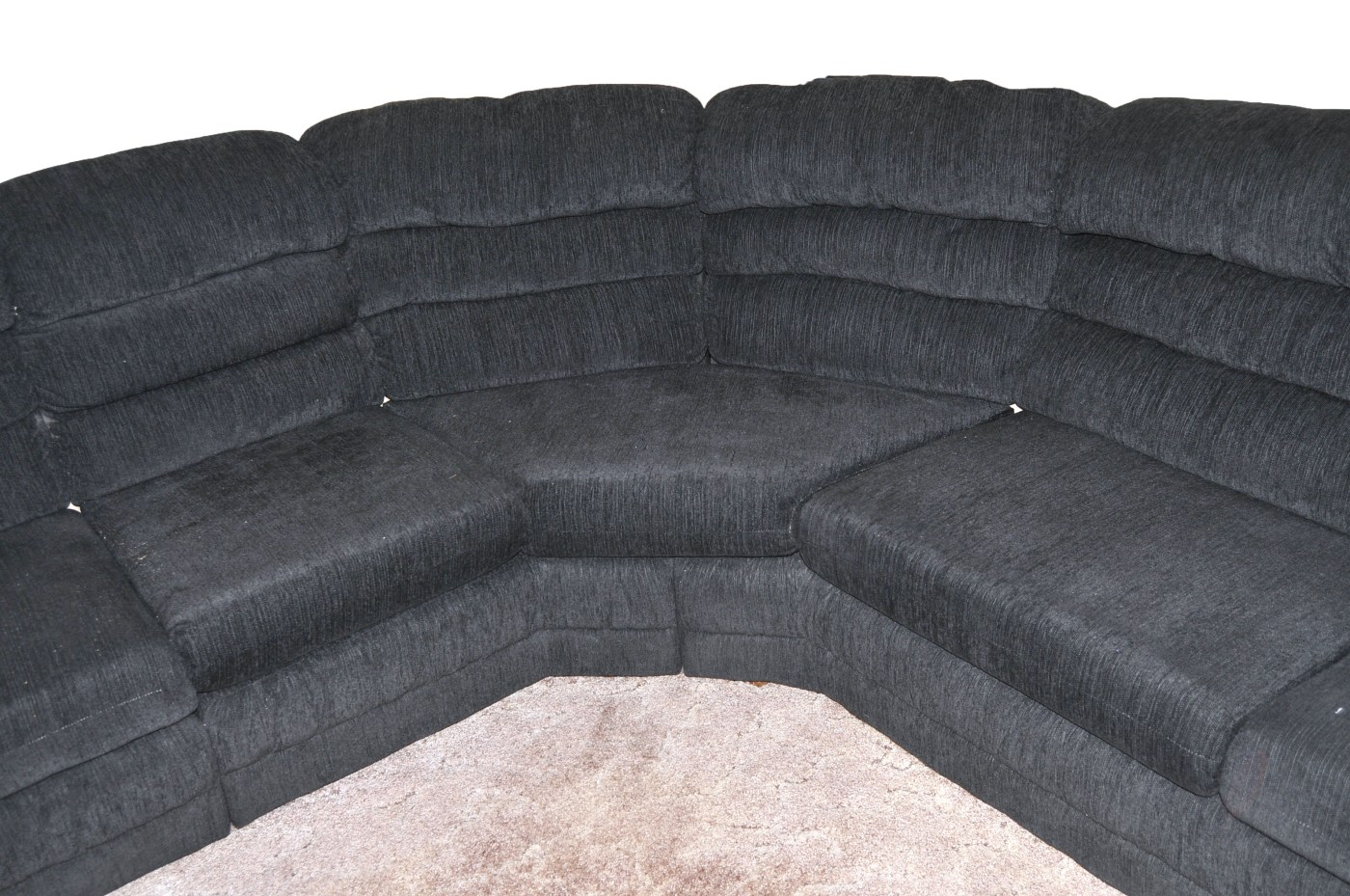 Hide A Bed Sectional Simmons Sectional Hide A Bed Recliner Sofa Ebth
