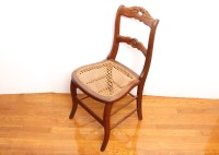 Antique Cane Seat Chairs   Antique Furniture