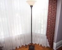 Art Deco Style Floor Lamp : EBTH