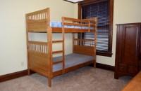 Ikea 'Hemnes' Wood Bunk Beds : EBTH