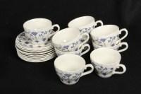 Churchill Fine English Tableware Set in Finlandia Pattern ...