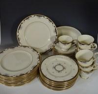 "Set of Lenox Ambassador Collection ""Hartwell House"" Fine ..."