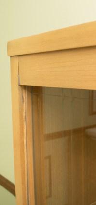 Mid-Century Modern Bassett Furniture China Cabinet : EBTH