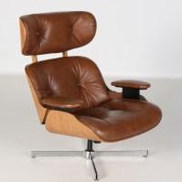 Mid Century Modern Executive Lounge Chair by Charleton : EBTH