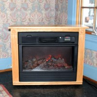 Heat Surge Electric Fireplace : EBTH