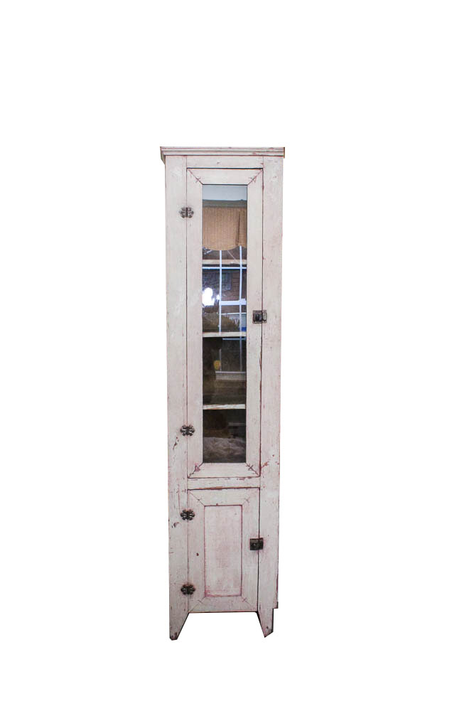 Aldi Badezimmerspiegel Tall Cabinet With Glass Doors