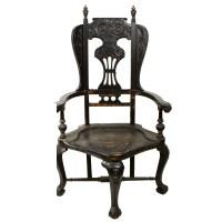 Victorian Style Wood Chair : EBTH