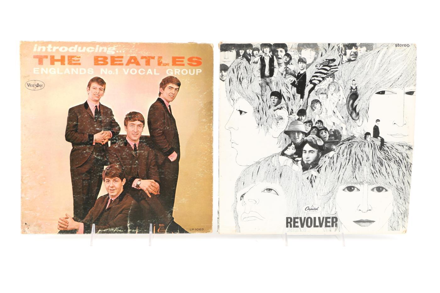 Beatles Doors Monkees And Other Vintage Lps Ebth