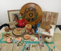 Native American Dinnerware & ... Native American ...
