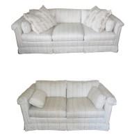 Vintage Drexel-Heritage Matching Sofa and Loveseat : EBTH