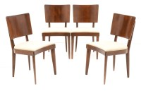 Mid Century Modern Drop Leaf Table with Chairs : EBTH