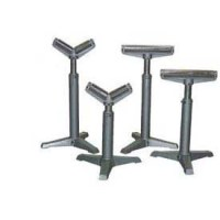 Adjustable Roller Stands, Roller Tables, Portable Pipe Bar