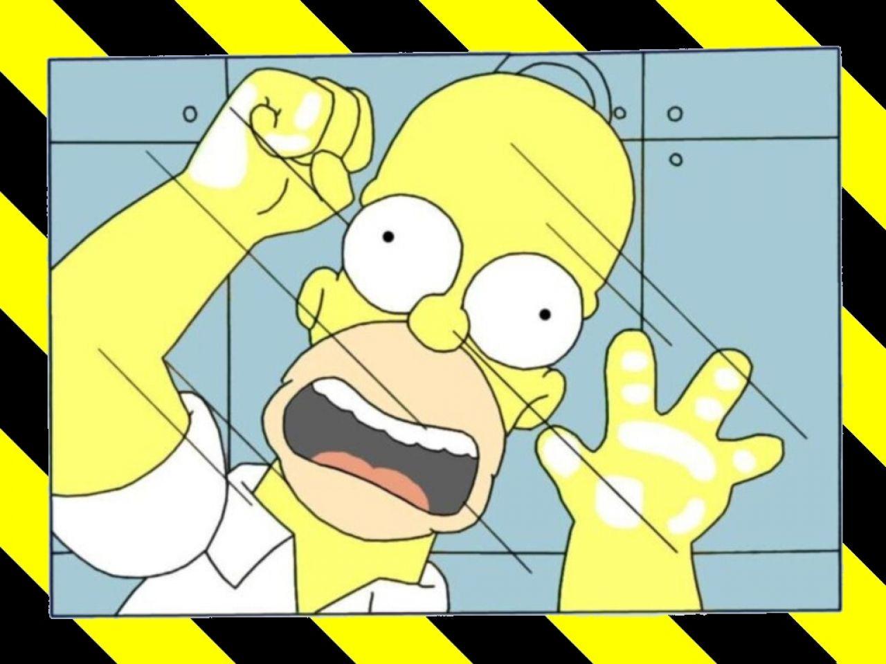 The Simpsons 3d Wallpaper Les Simpsons Le Journal De L 233 Cole Louis Boichot