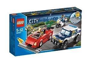 レゴ シティ スポーツカーとポリスパトロールカー 60007 / レゴ