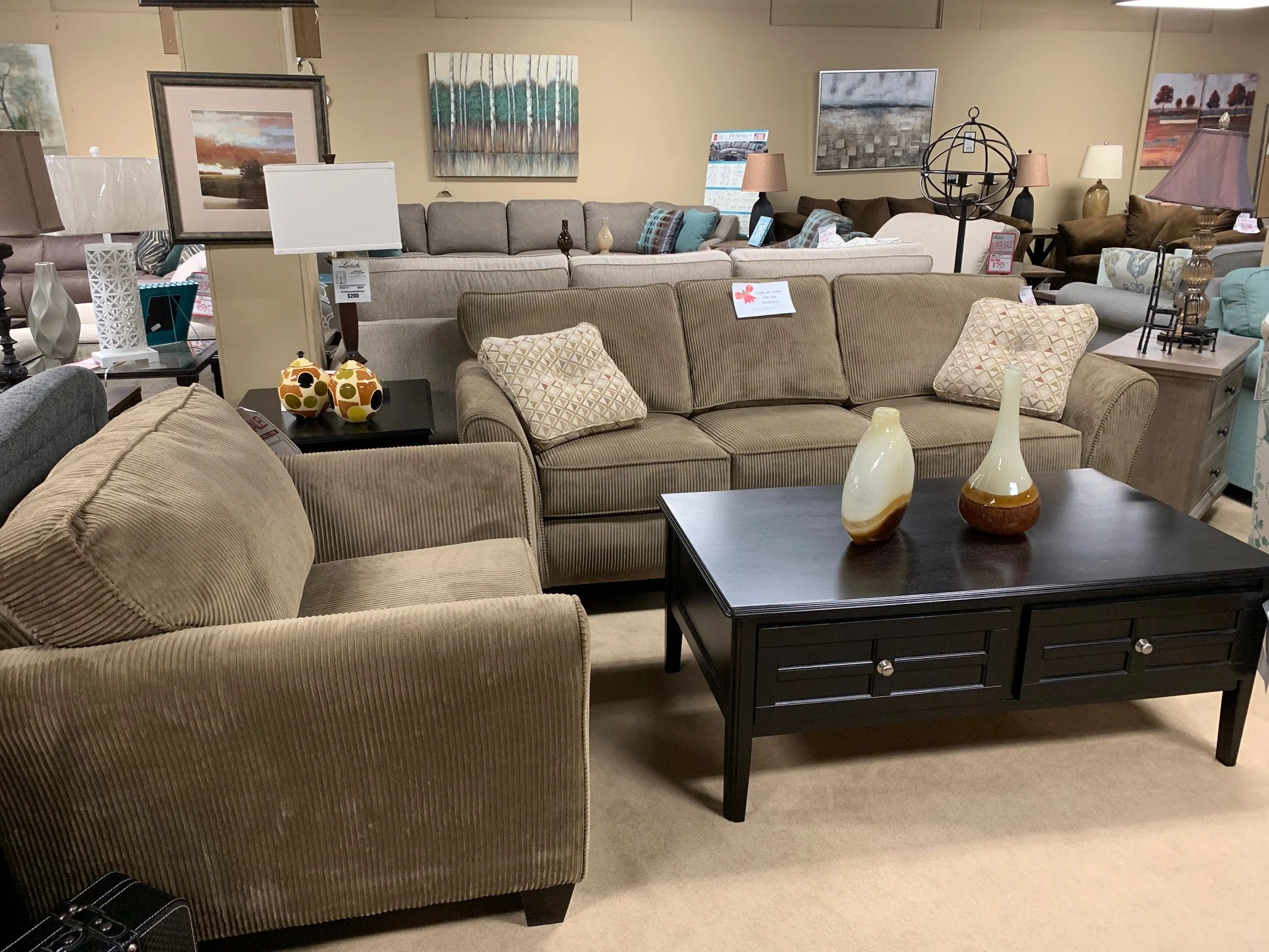 Sofa Outlets Exeter Clearance Lastick Furniture Floor Coverings Pottstown Pa 19464