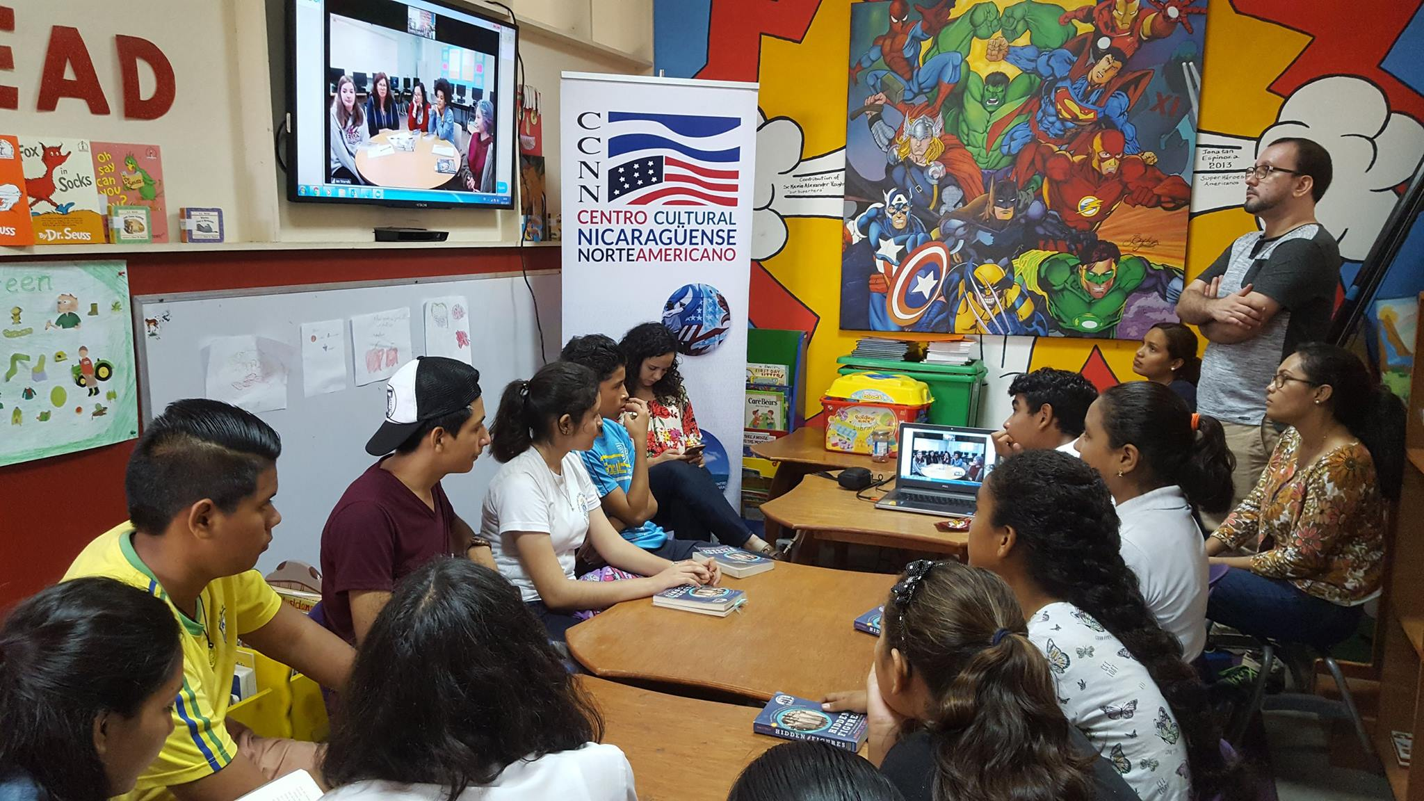 Bureau Adolescent Managua Access Jpg Bureau Of Educational And Cultural Affairs