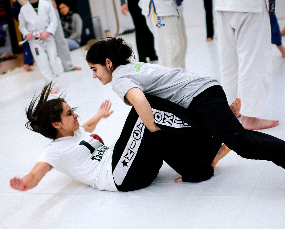 Empowering Women and Girls through Sports Martial Arts vs Gender