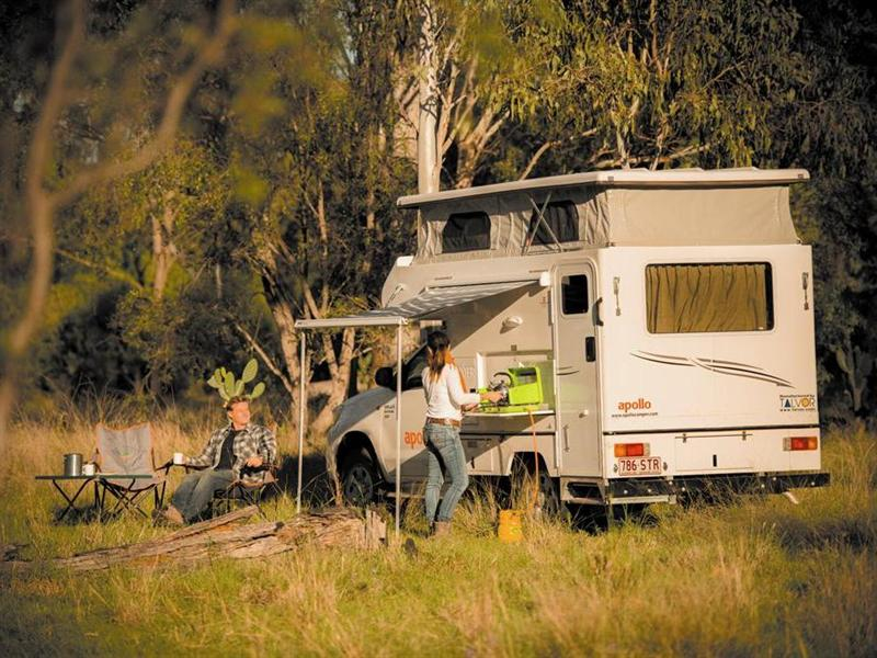 Awesome Patriot Campers TH560 Video Review I Camper Trailer Australia