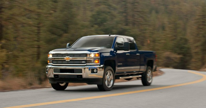 Chevrolet Silverado 2500 HD Double Cab