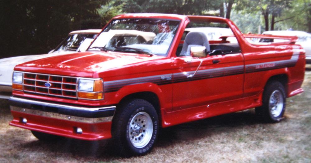 Ford SkyRanger
