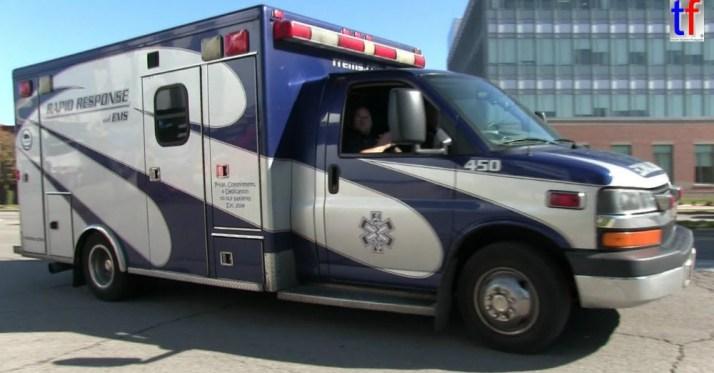 Detroit Emergency Vehicle