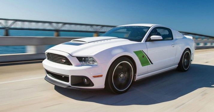 01.02.16 - 2014 Roush Stage 3 Mustang