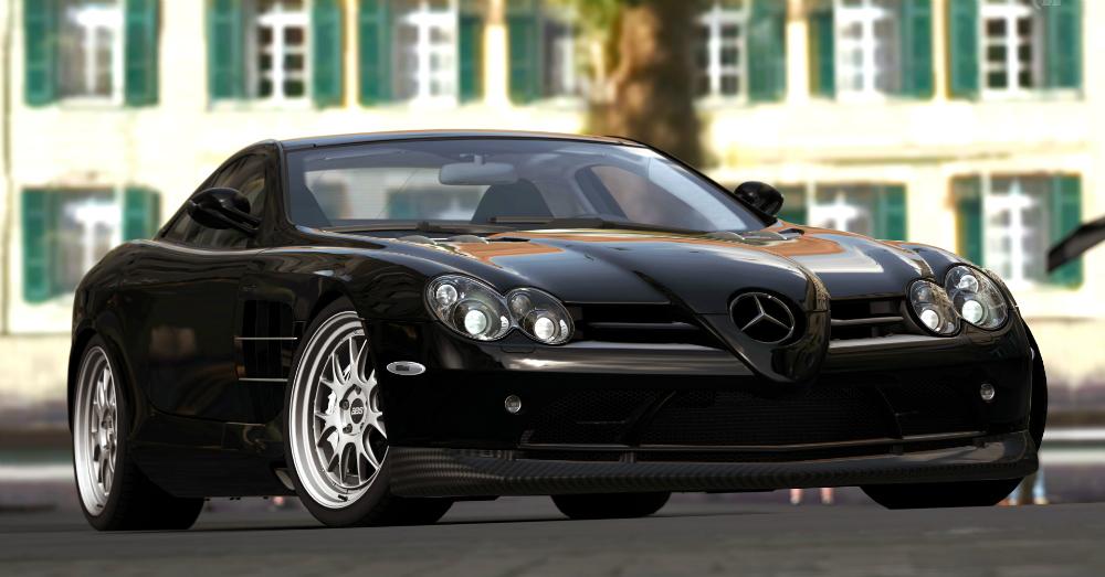 01.12.16 - 2009 Mercedes-Benz SLR McLaren