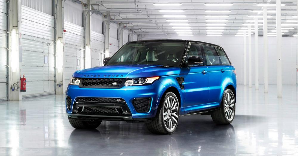 03.19.16 - Land Rover Range Rover Sport SVR