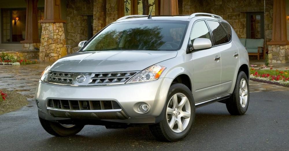 05.21.16 - 2007 Nissan Murano