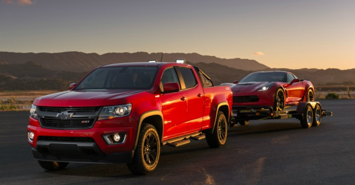 10.14.16 - 2017 Chevrolet Colorado