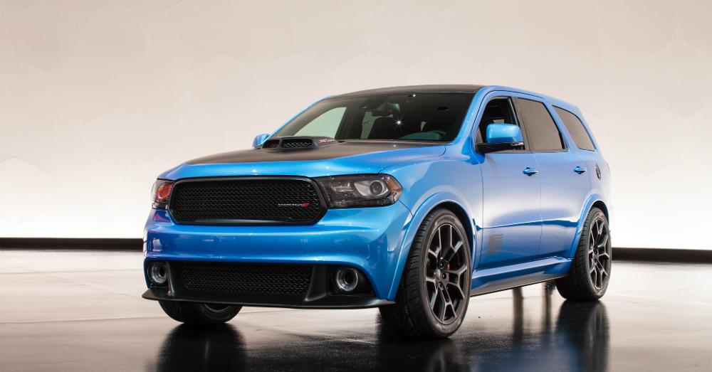 11.04.16 - Dodge Durango Shaker