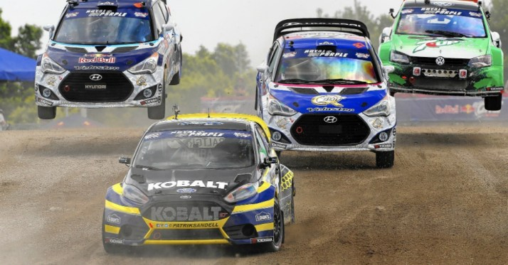 11.09.16 - Global Rallycross Supercars