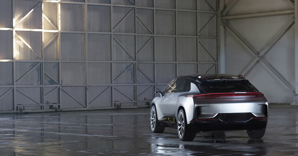 01.18.17 - Faraday Future FF 91 - 2