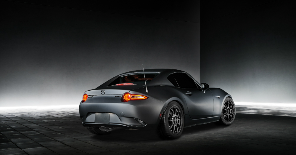 03.01.17 - Mazda MX-5 Miata RF Kuro Concept