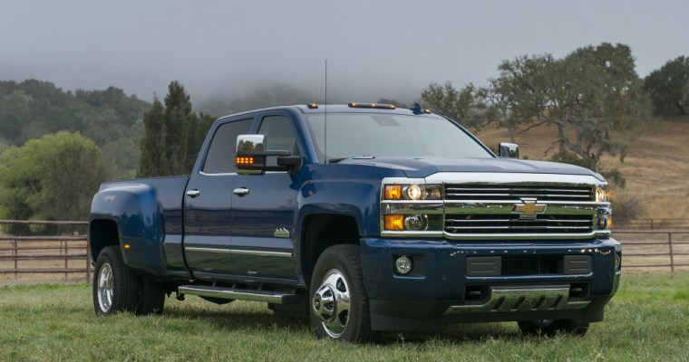 2017 Chevrolet Silverado 3500HD: The Big Power You Need