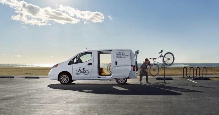2017 Nissan NV200: The Home Based Business Work Van