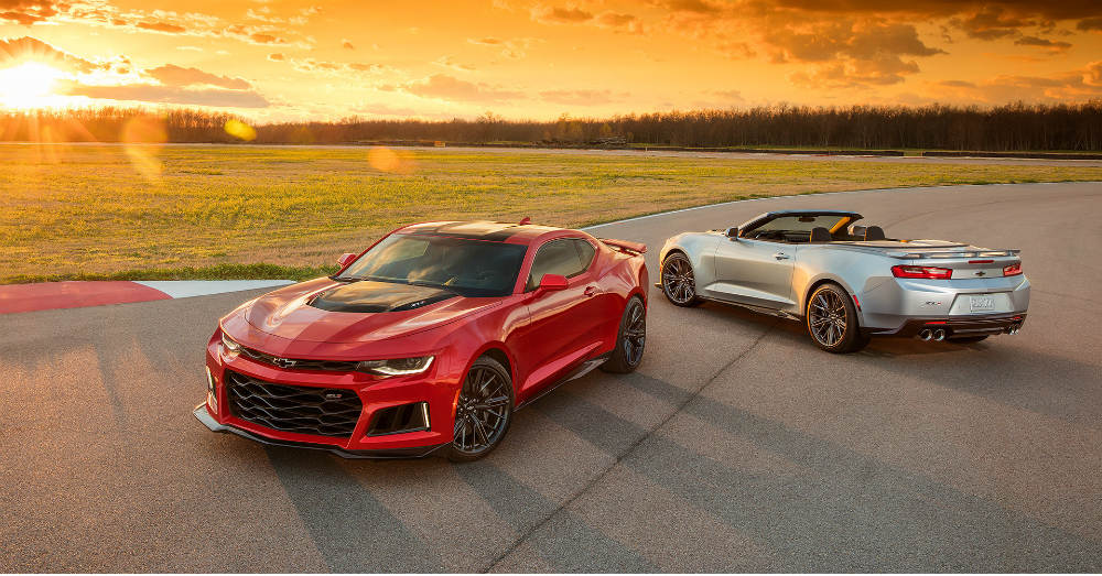 2018 Chevrolet Camaro: Sophistication in the Muscle Car World