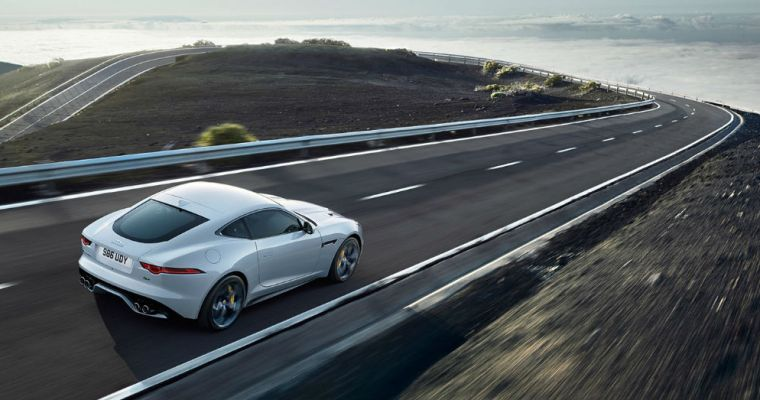 2018 Jaguar F-Type: True Pleasure on Four Wheels