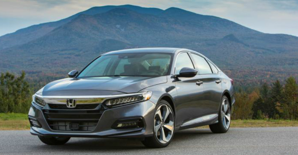 2018 Honda Accord Upgraded Popularity