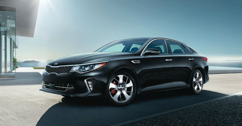 2018 Kia Optima: A Best Buy Leader in the Class