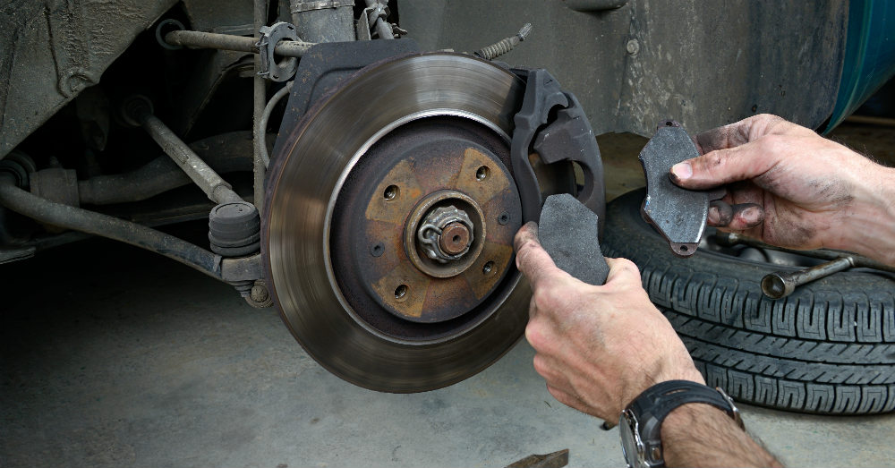 Do You Have Squeaky Brakes?
