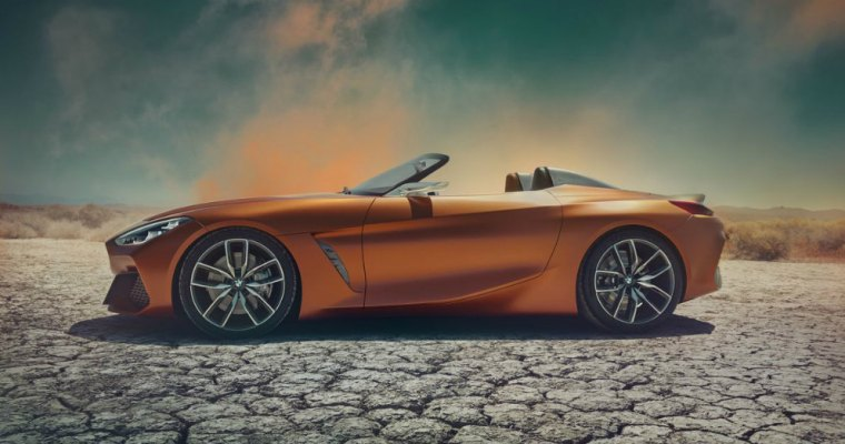More BMW Fun in the Z4