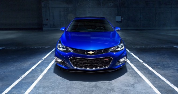 2019 Chevrolet Cruze: Comfortable Competence in a Compact