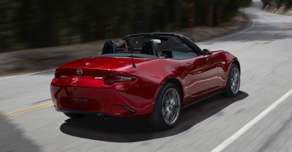 The Mazda Miata Just Got Better
