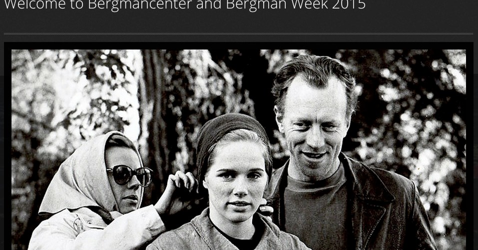 Bergman Week 2015