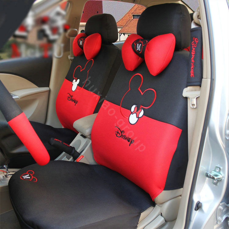 Baby Playpen With Canopy Mickey Mouse Car Seat Covers Infant Velcromag