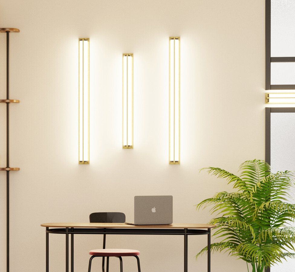 Metropolis Wall Sconce By Juniper Ecc