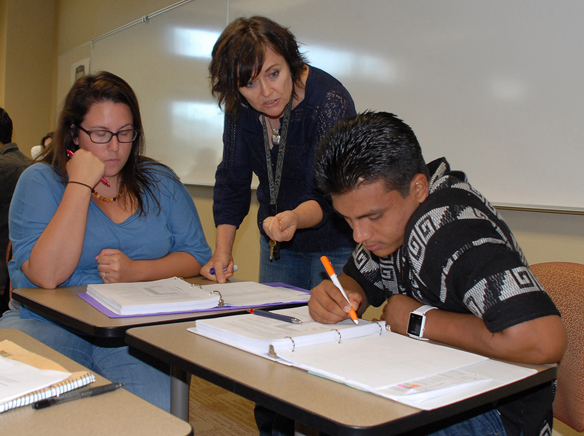 Grossmont Cuyamaca faculty lauded at two East County colleges The