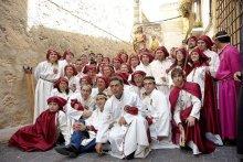 Viernes Santo Costaleros